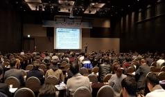 EMC FEST 2018 성료...산학연 3백여명 참가