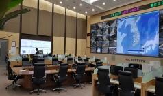 한국도로공사 재난종합상황실 전자파측정 실시