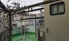 부천만화창작스튜디오, 변압기 인접 사무실 전자파측정