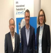 국제로봇연맹, 신임 회장에 밀튼 게리 선임