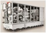 STX엔진, 2021 국제해양방위산업전 참가… FFX-II 실물 디젤 발전기 세트 선보여